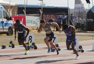 Fabrizio Aquino (100 y 200 metros)
